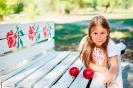Дитяча фотосесія на природі