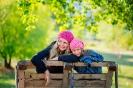 Дитяча, сімейна фотосесія на природі